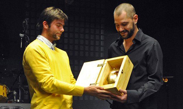 "Vasil Hadžimanov – laureat nagrade ""Vojin Mališa Draškoci"" za 2014. godinu"