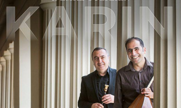 Vardan Hovanissian & Emre Gültekin – Karin – Muziekpublique (2018)