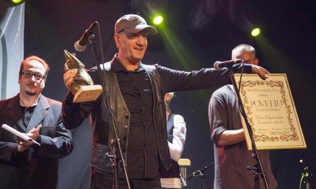 "Vlatko Stefanovski – laureat nagrade ""Vojin Mališa Draškoci"" za 2015. godinu"