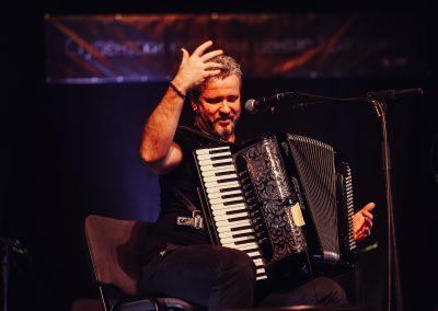 Jovan Pavlović, Estam festival, Kragujevac 2018. Foto: Marko Dašić