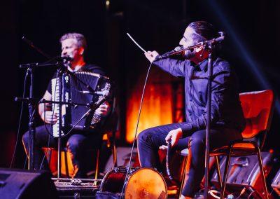 Jovan Pavlović i Marko Marković, Estam festival, Kragujevac 2018. Foto: Marko Dašić
