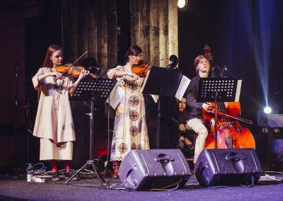 Eklektik Orkestra, Estam festival, Kragujevac 2018. Foto: Marko Dašić