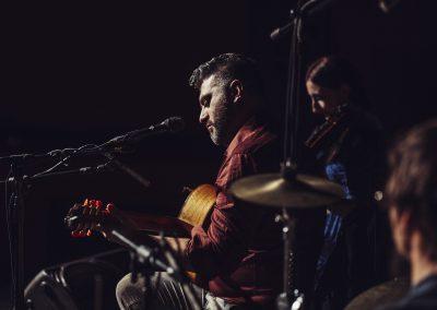 Damir Imamović i Sevdah Takht, Estam festival, Kragujevac 2018. Foto: Marko Dašić