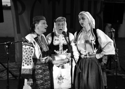 Svetlana Spajić, Olga Krasojević i Dragana Tomić, Retnik, 2016. Foto: Danko Strahinić