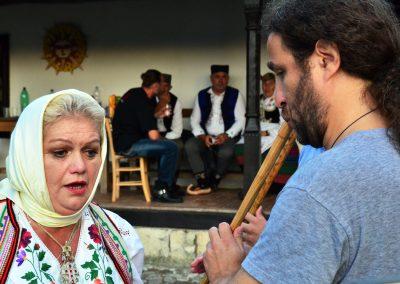 Proba - Slavica Redžić i Miloš Nikolić, Retnik, 2016. Foto: Danko Strahinić