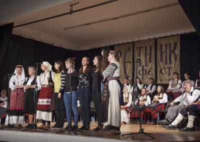 Mladi pevači na sceni, Retnik, 2015. Foto: Predrag Todorović