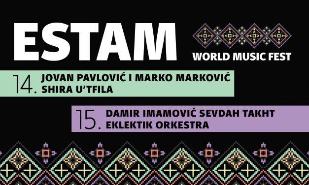 "World Music Festival ""Estam"" u Kragujevcu"