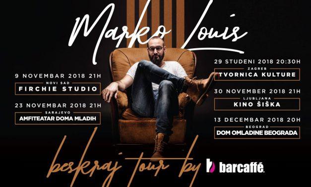 Koncerti Marka Louisa u Beogradu
