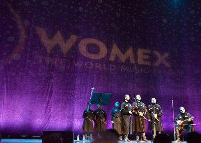 Nastupi grupa u  Palati umetnosti (Müpa) bili su svake večeri  na više bina.
