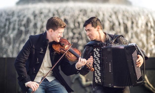 Almir Mešković & Daniel Lazăr  – Roots – Etnisk Musikklubb (2018)