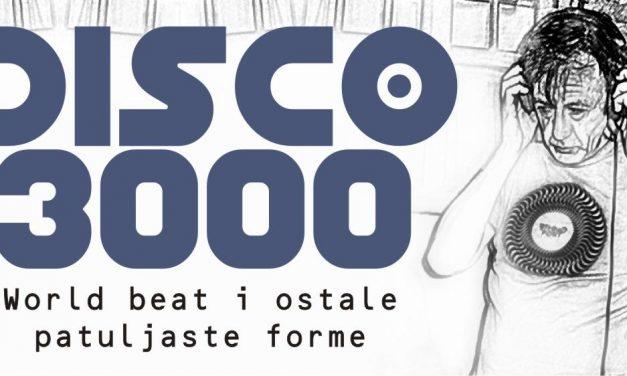 Domaća lista 2018 po izboru emisije DISCO 3000