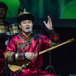 Mongolski zvuci na kineskom festivalu