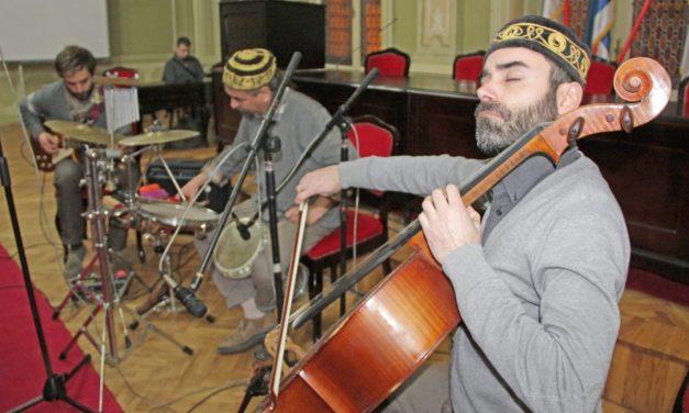 """Koncertna promocija albuma """"Lailaˮ grupe Istanbul Night"""