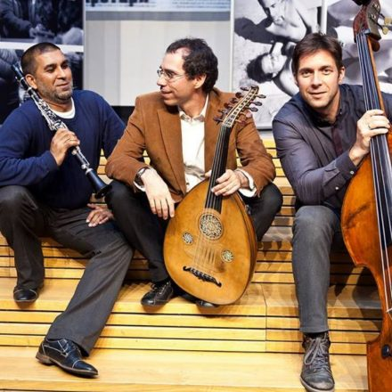 Oriental Trio