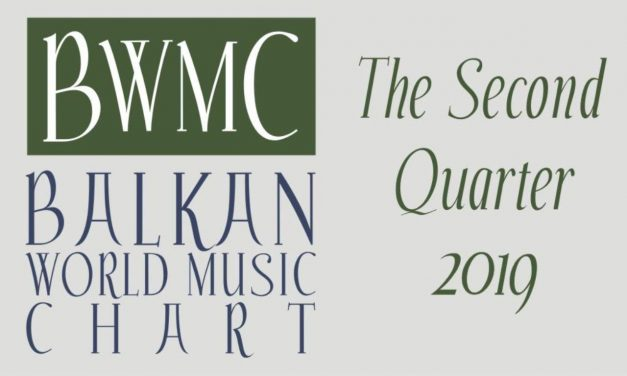 Balkan World Music Chart – The Second Quarter 2019