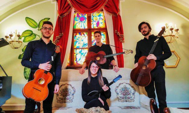 Koncert Novosadskog tamburaškog kvarteta