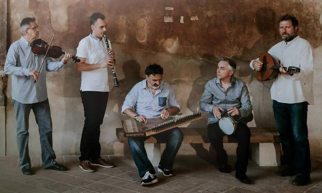 Rodopi Ensemble – Thraki/Thrace: The Paths of Dionysus – ARC Music (2019)