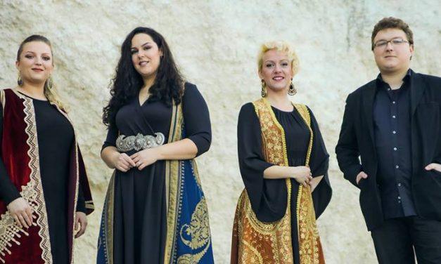 """Koncert kvarteta Brdarić i Narodnog orkestra Društva """"Jeka"""""""