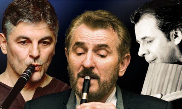 Koncert tri virtuoza u Beogradu