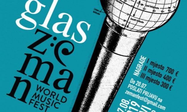 Konkurs za pevače Zeman Festa