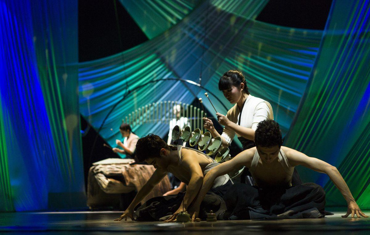 cixi city celadon ou music troupe