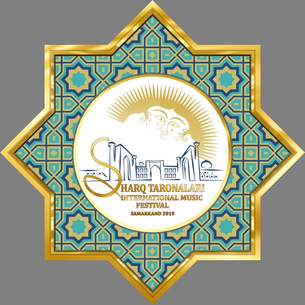 sharq taronalari 2019 logo