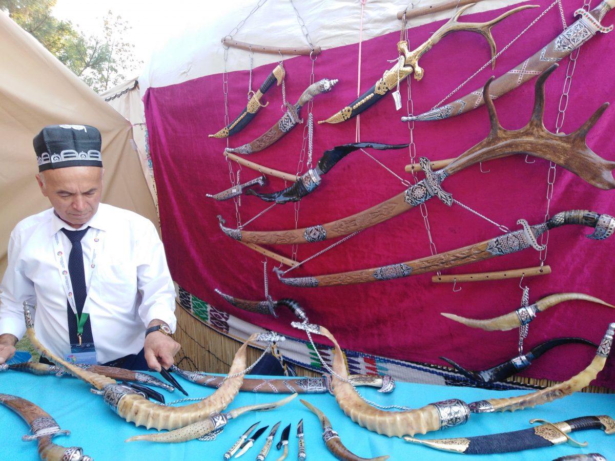 međunarodni festival zanatlija kokand