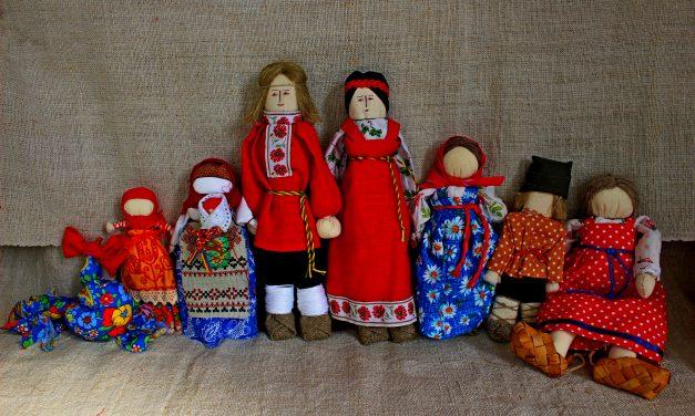 "Radionica ""Ruska tradicionalna lutka"""