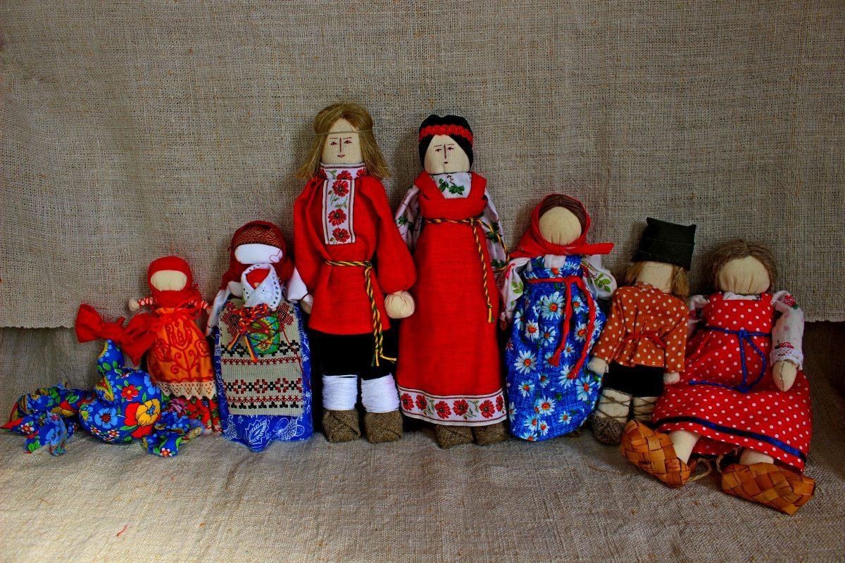 ruska tradicionalna lutka