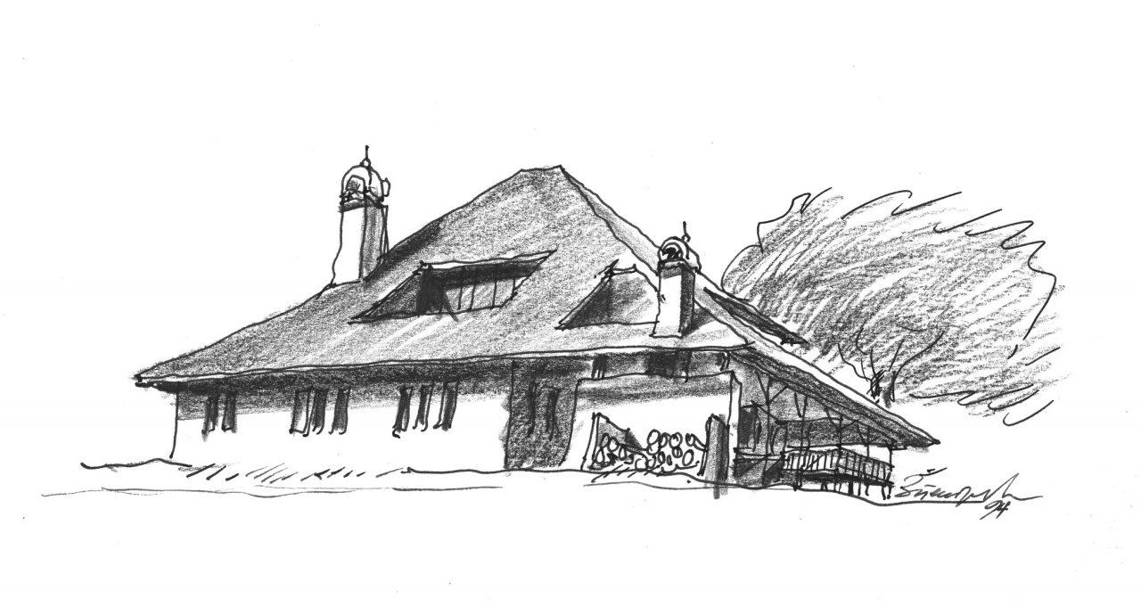 Arhitekta Zoran B. Petrović, Kuća, 1994