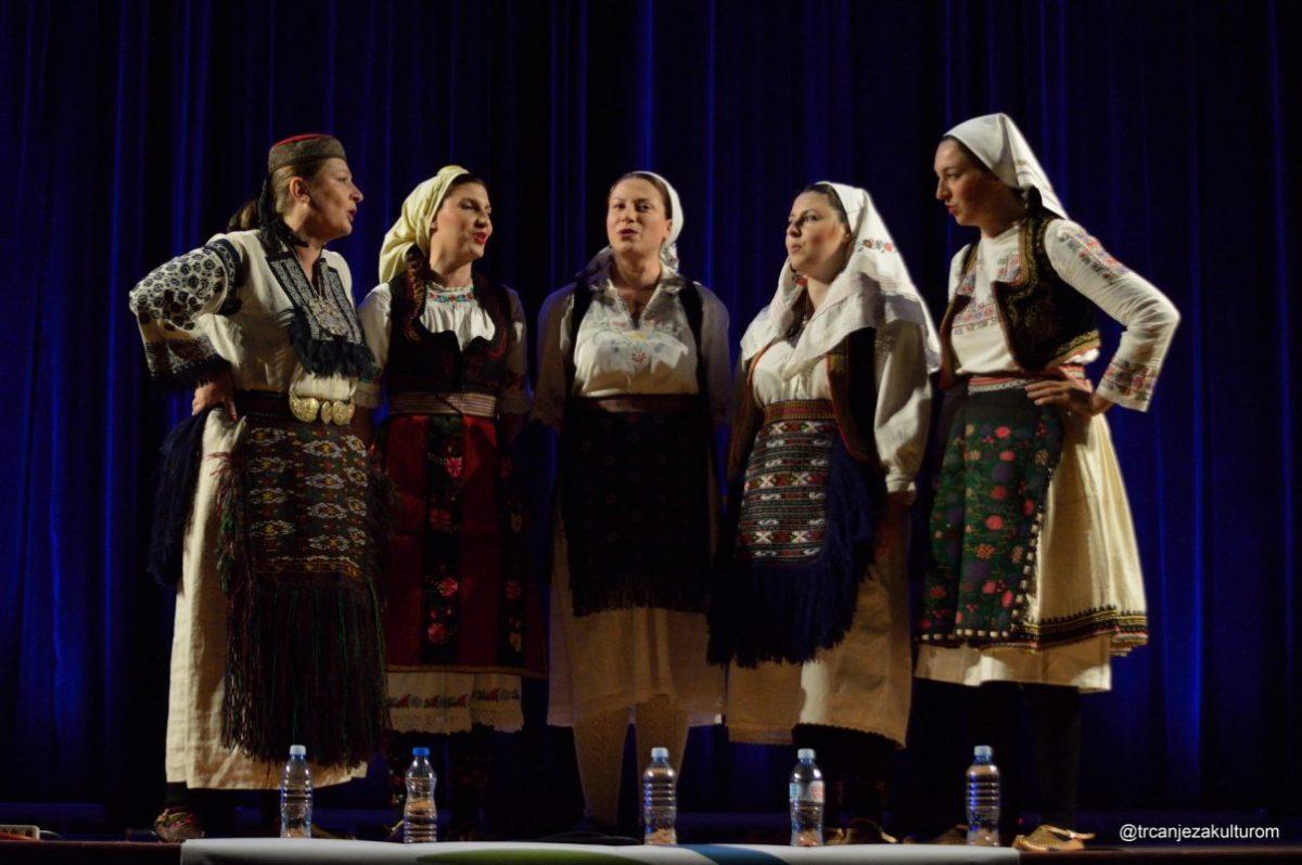 pjevačka družina na festivalu todo mundo