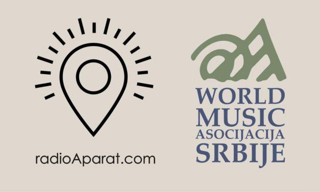 RadioAparat i WMAS: početak saradnje