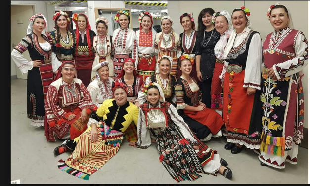 The Bulgarian Voices – Angelite – Heritage – JARO Medien (2019)