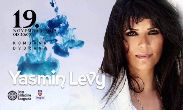 Jasmin Levi u Beogradu
