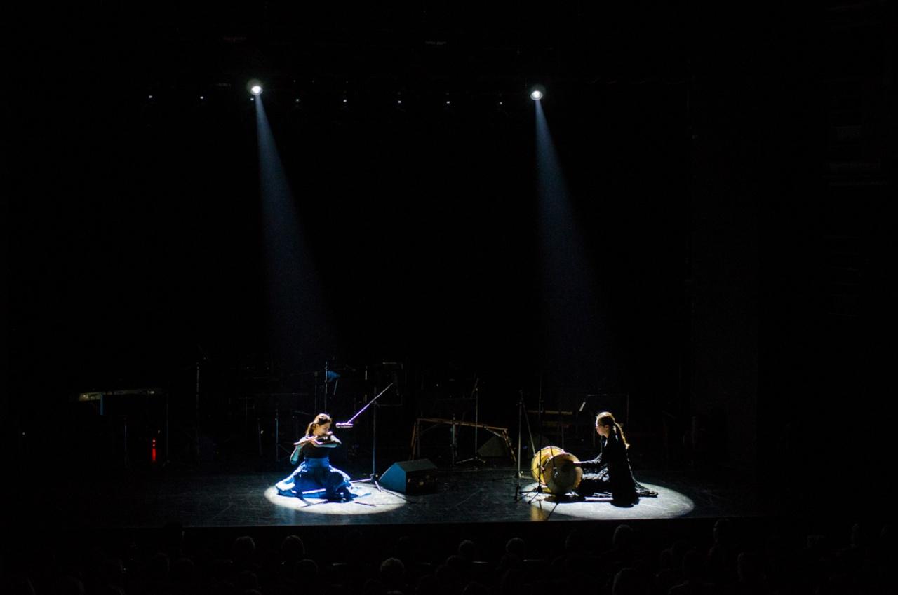 koncert korejske muzike