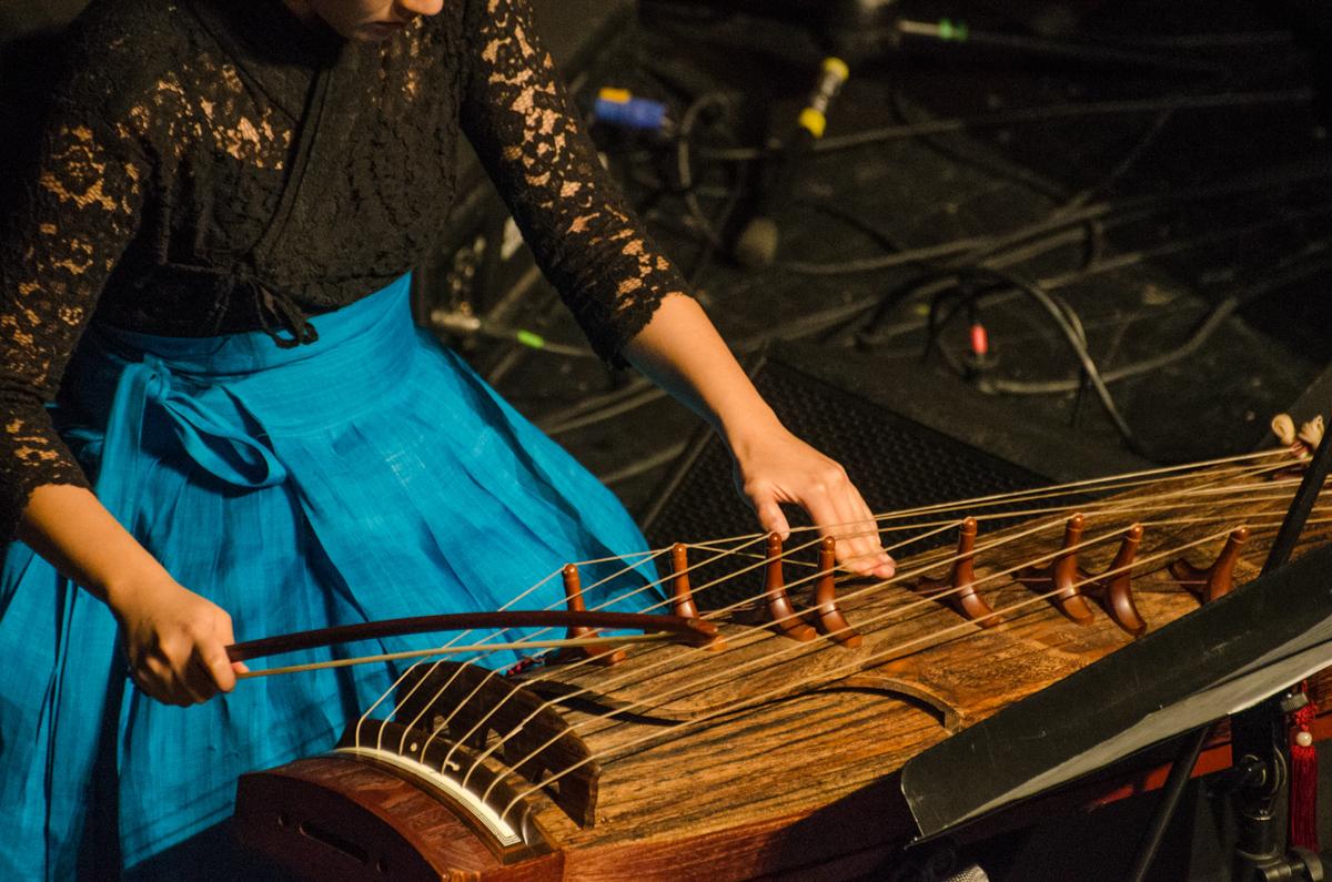 seulski metropoliten tradicionalni muzički ansambl