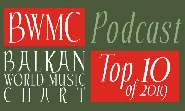 Podcast: Balkan Chart Top 10 of 2019 on RadioAparat