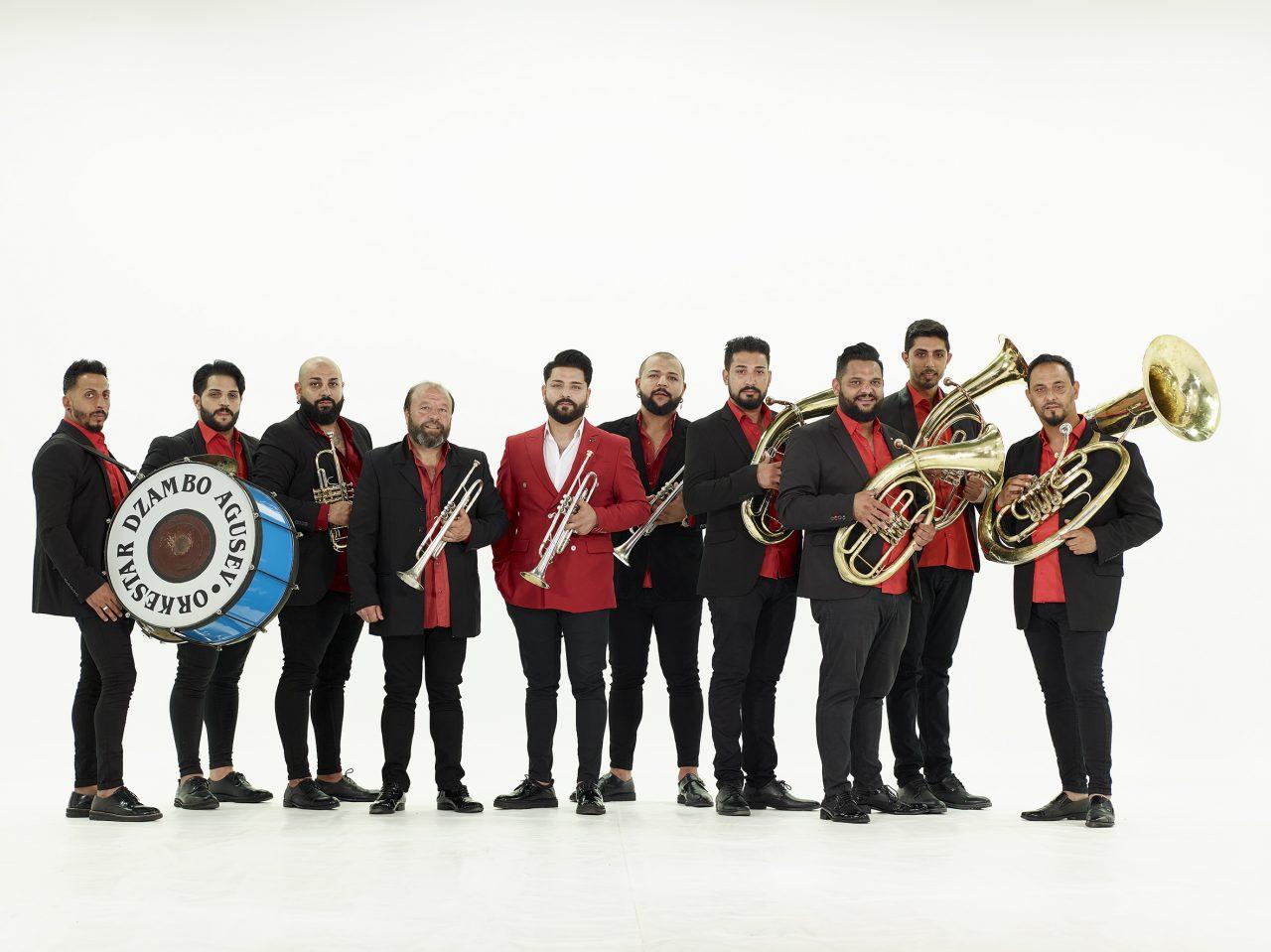 dzambo agushevi orchestra