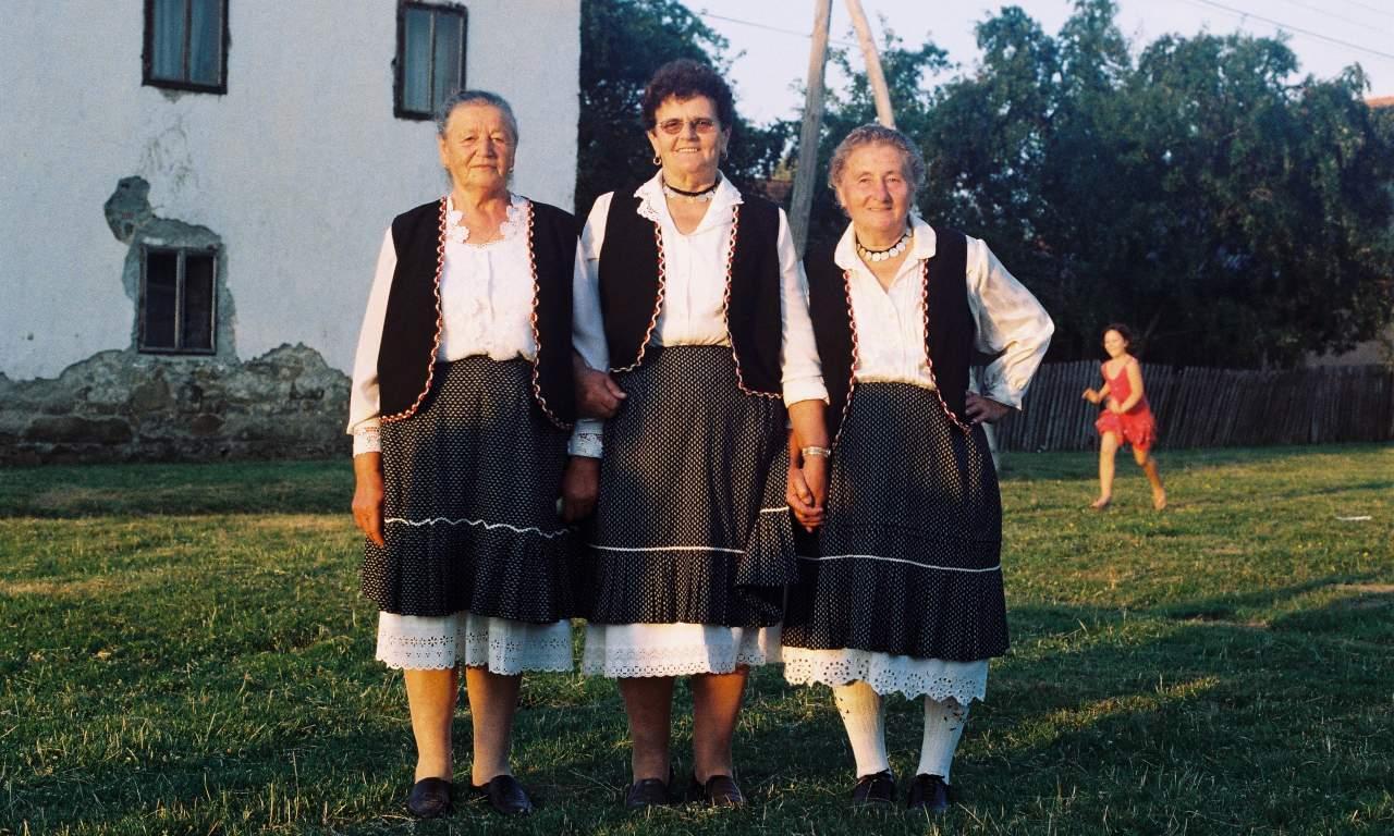 žene iz banije