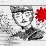 Ranjen soldat: Prvi spot Rođenica