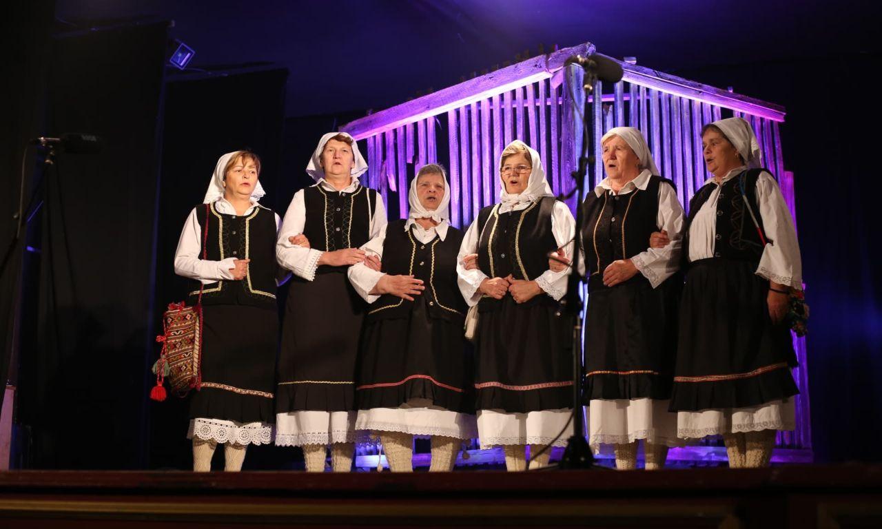 ženska pevačka grupa banija iz prigrevice