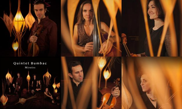 """Quintet Bumbac – Album """"Miroirsˮ – Recenzija"""