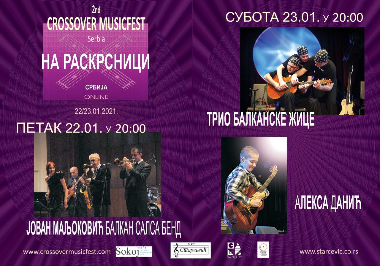 crossover musicfest na raskrsnici