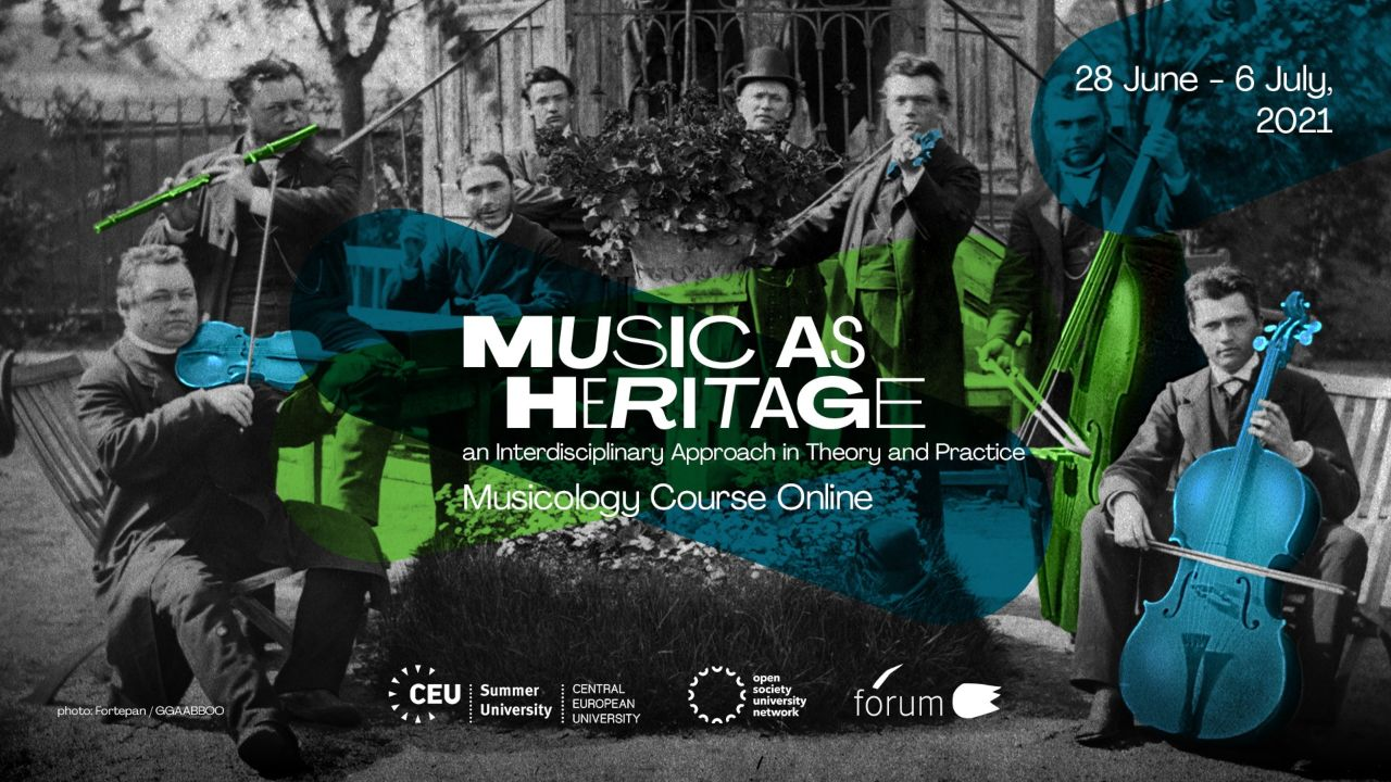 letnji kurs music as heritage