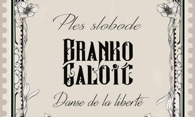 """Recenzija albuma """"Danse de la liberté"""" Branka Galoića"""
