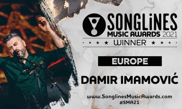 Damir Imamović proglašen najboljim evropskim world music umetnikom